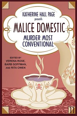 Malice Domestic: Murder Most Conventional