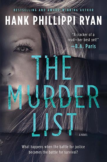 The Murder List —Hank Phillippi Ryan