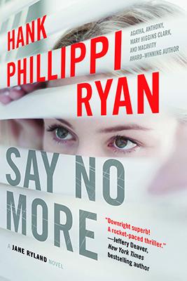 Author Hank Phillippi Ryan